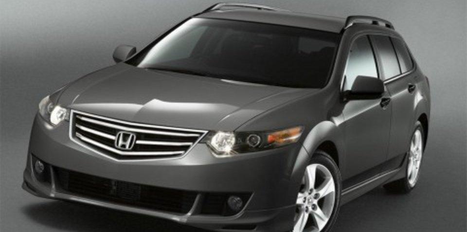 2009 Honda Accord Euro revealed