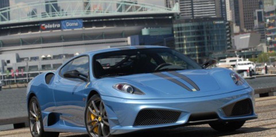Ferrari's 430 Scuderia to star in Melbourne