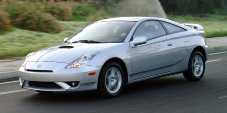 Toyota planning Celica GT-Four revival?