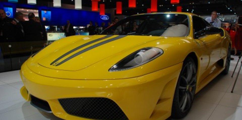 Melbourne Motor Show: Ferrari 430 Scuderia