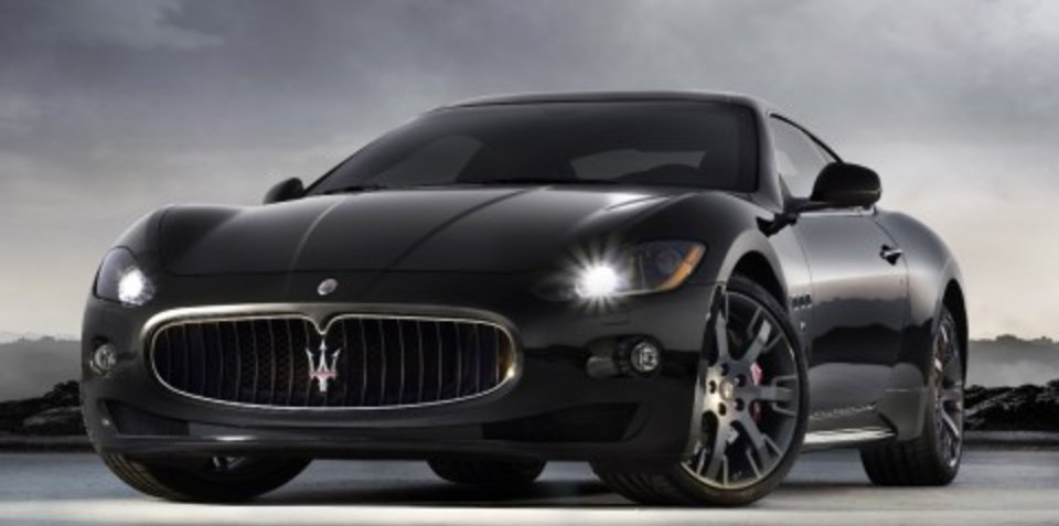 Maserati GranTurismo S unveiled