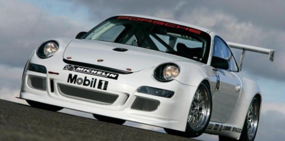 2008 Porsche 911 GT3 Cup S
