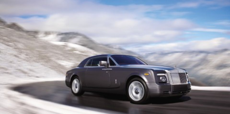 2009 Rolls-Royce Phantom Coupe preview