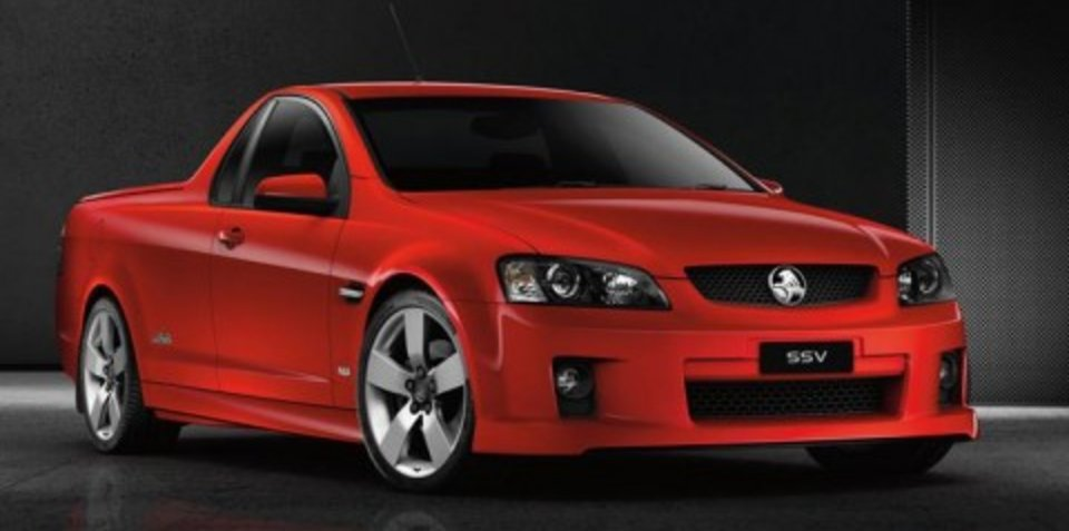 South African exports of Holden Ute to continue