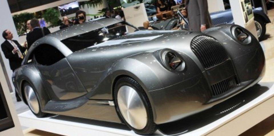 Morgan Life Car 2008 Geneva Motor Show