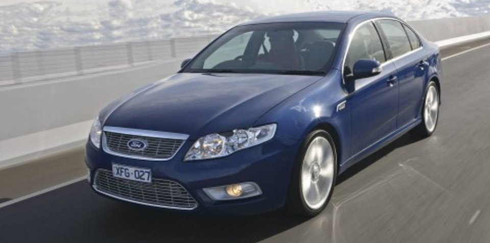 2008 Ford FG Falcon G6E Turbo specifications