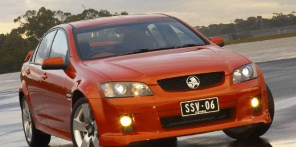 Holden developing new turbo range?
