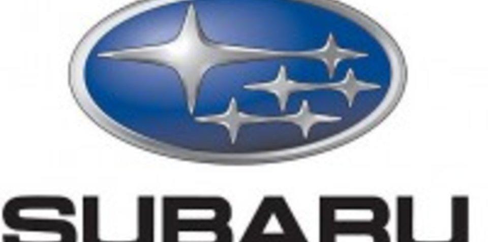 Subaru's 2.5-litre turbocharged vehicles back on sale