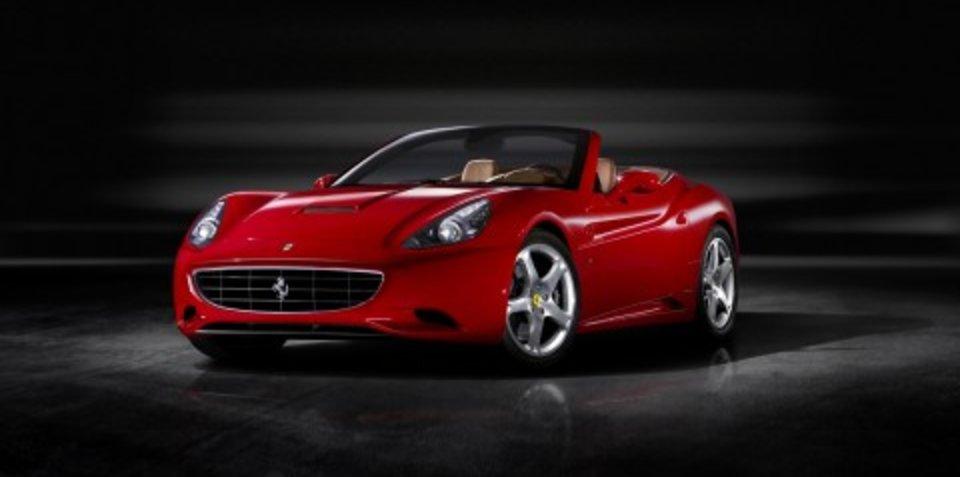 """Ferrari's beautiful new """"California"""""""
