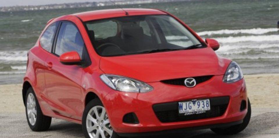 2008 Mazda 2 - 3 door