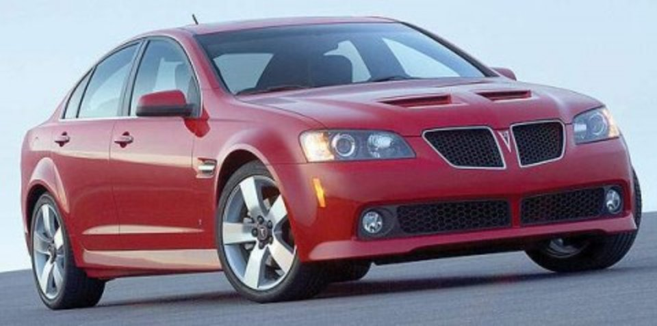 Americans have kind words for Holden Commodore