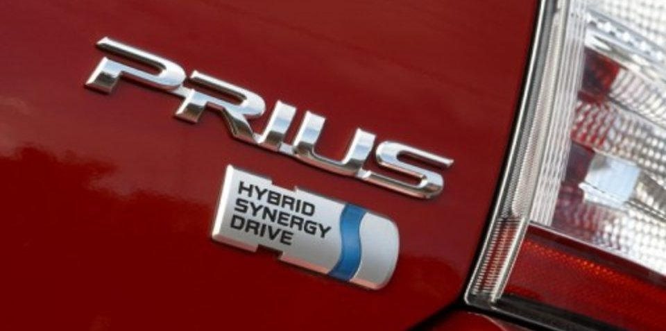 Toyota may build Prius at GM plant