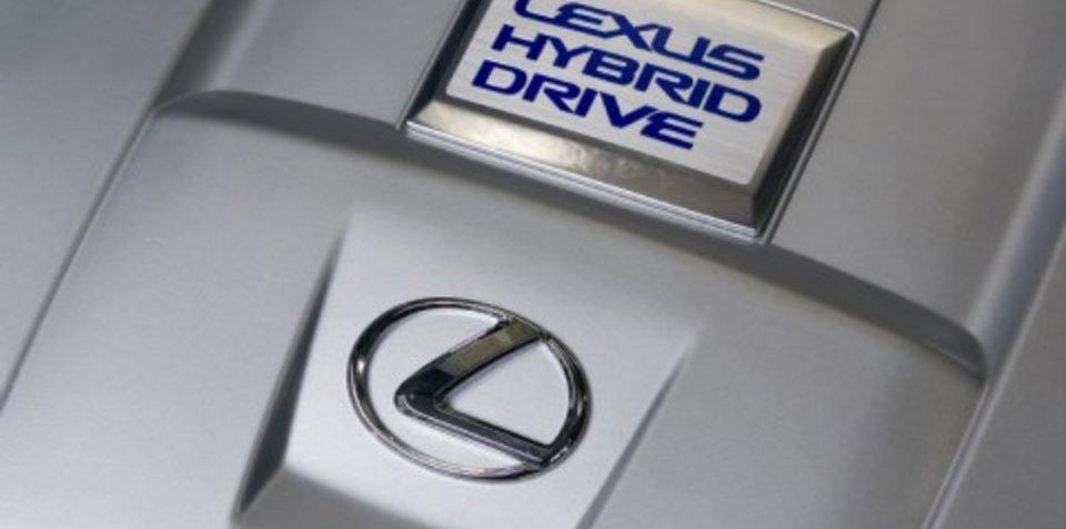 Hybrid luxury vehicle sales on the rise