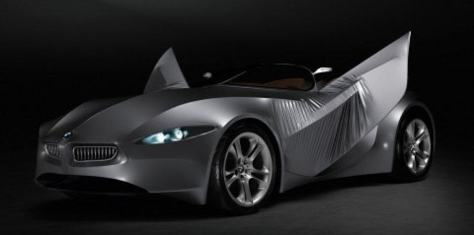 BMW GINA Light Visionary concept revealed