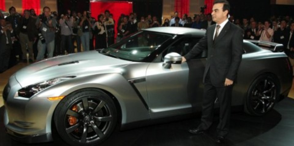 Nissan to build new SUV in England
