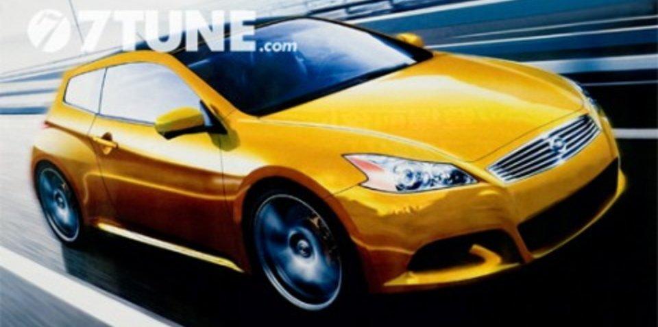 Nissan FF Hybrid sports car rumours
