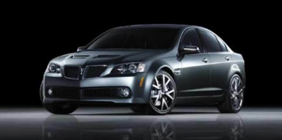 2009 Pontiac G8 GT price rise