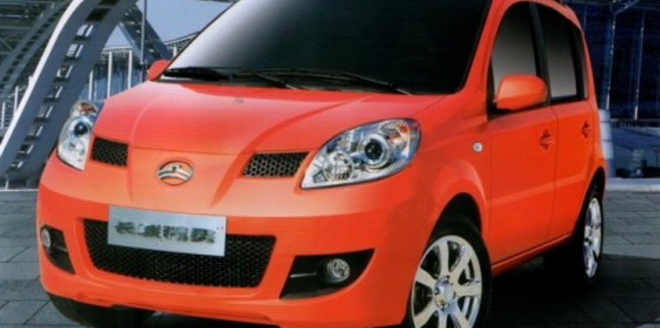 Fiat Panda Chinese copy banned from Europe