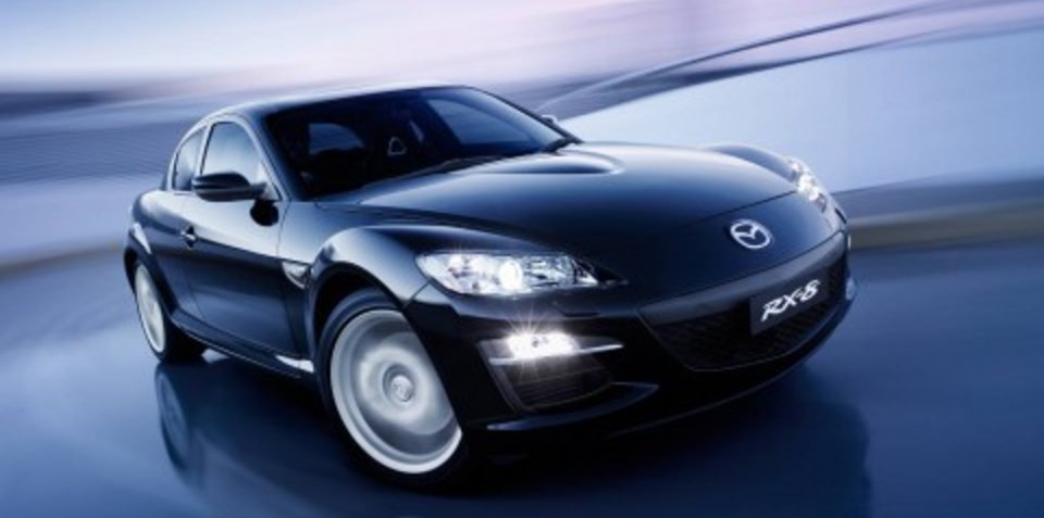 2008 Mazda RX-8 pricing and specs