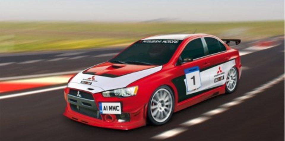 Racing Evo X for Britcar Series