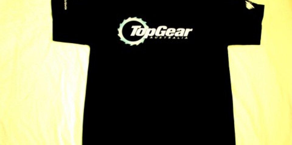 Win a Top Gear T-Shirt
