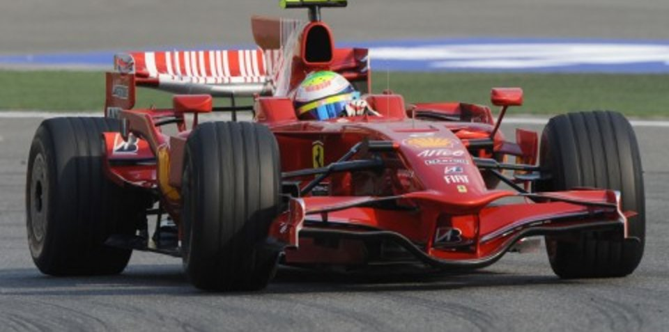 Ferrari flags F1 withdrawal
