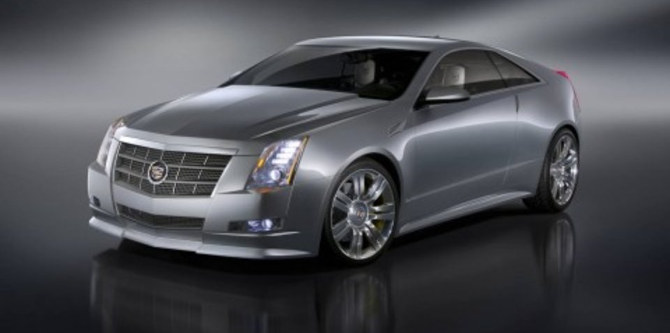 Cadillac cancelled for Australia