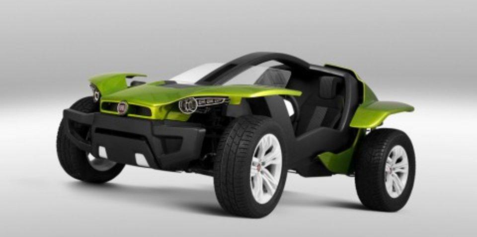 FIAT Bugster - environmentally friendly fun