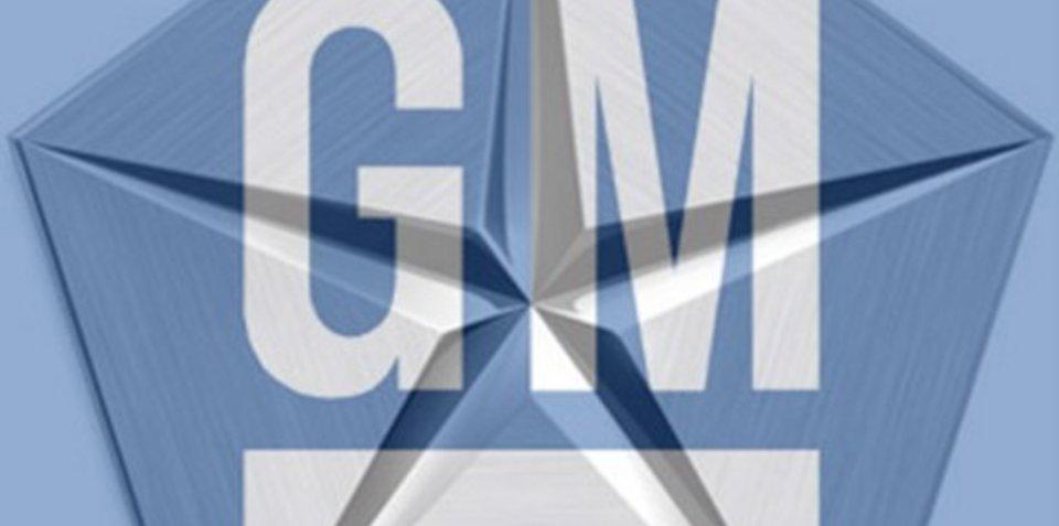 GM-Chrysler merger talks boost shares