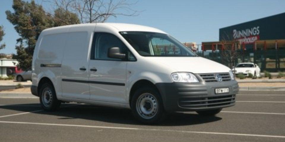 2008 Volkswagen Caddy Maxi Van review