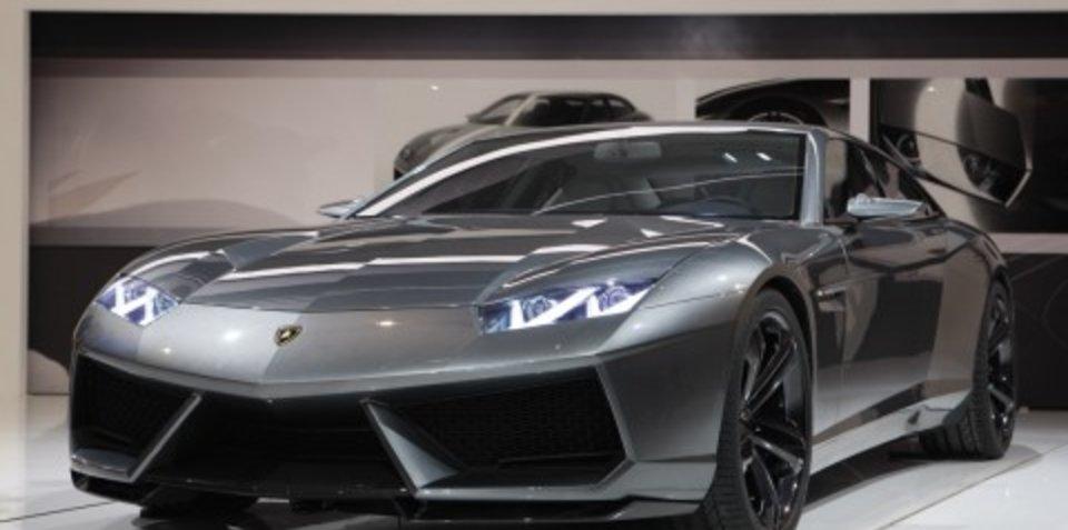 Lamborghini Estoque: World Premier
