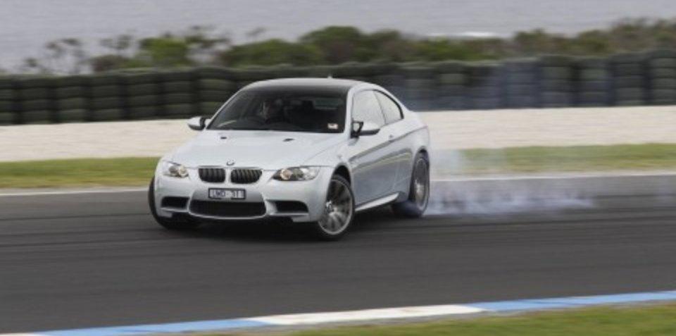 M3 Coupe leads M Range sales success