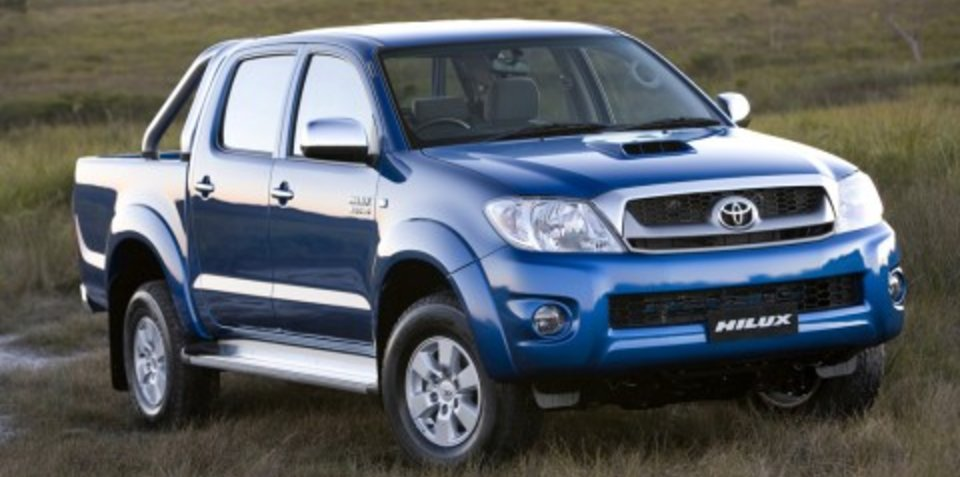 Toyota HiLux WorkMate model upgrade