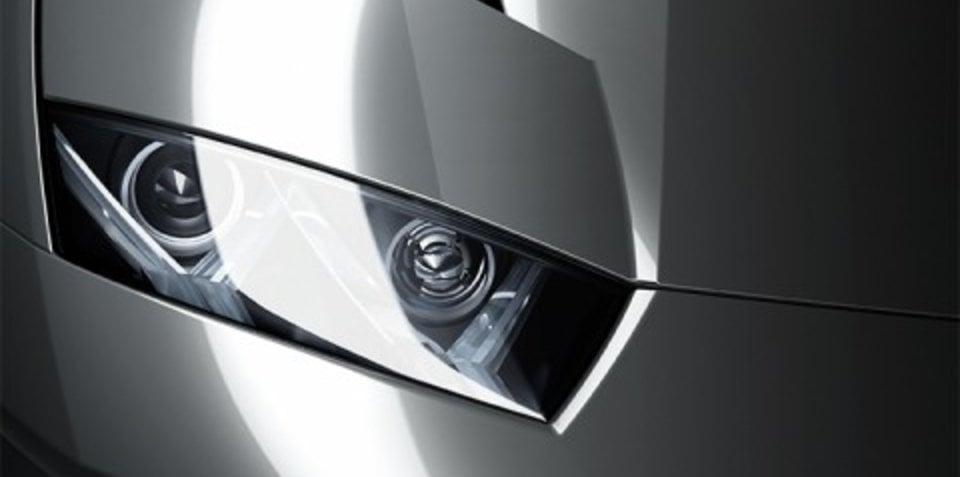 Lamborghini release another teaser