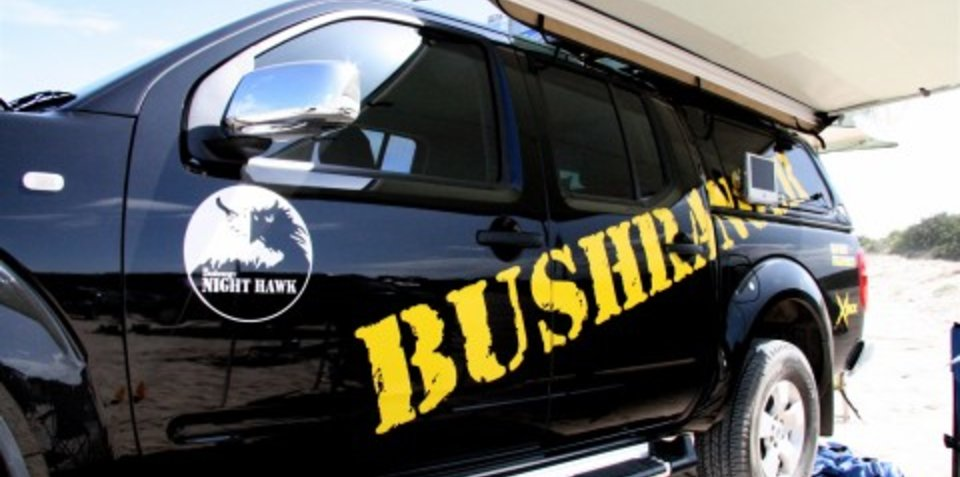 Bushranger 4WD gear gets serious with SUVs