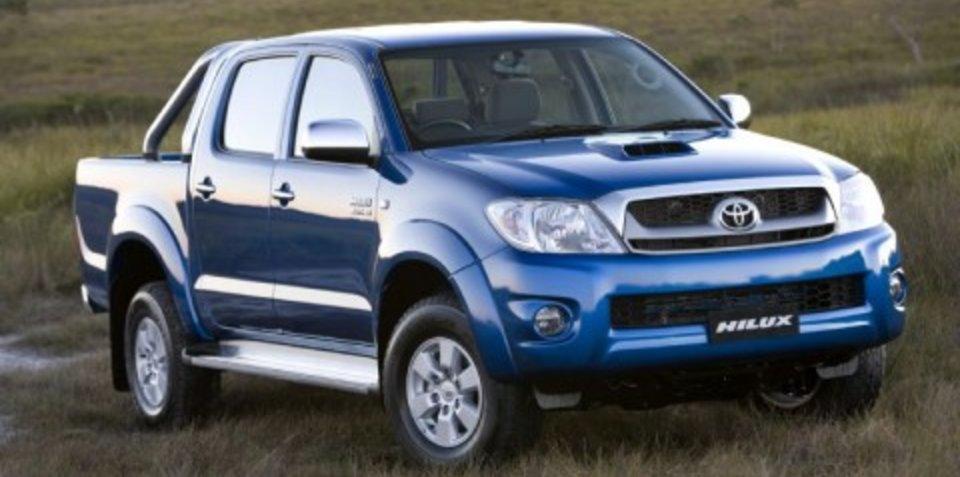 Financial crisis hits Australian new car sales