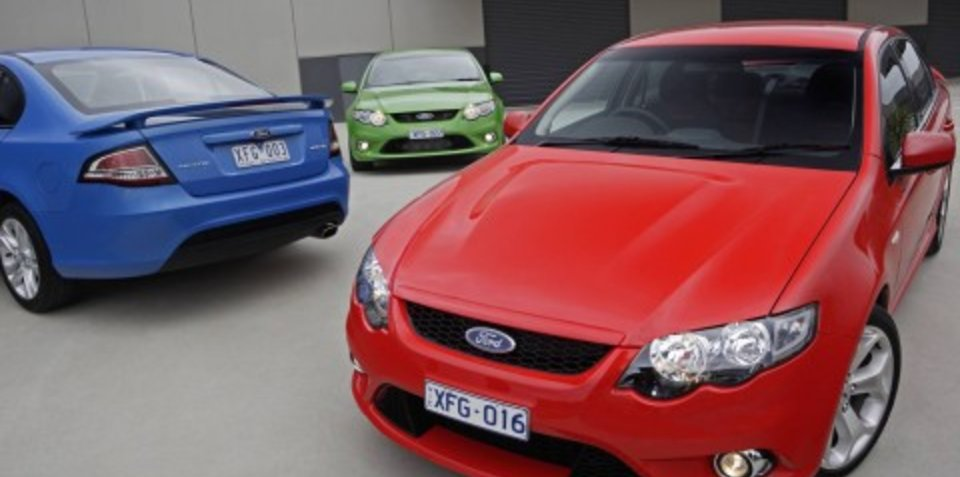 Future positive, no more sackings – Ford boss