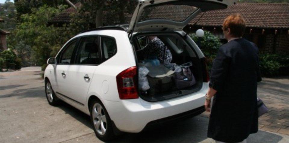 2008 Kia Rondo7 – Long Term Review Update