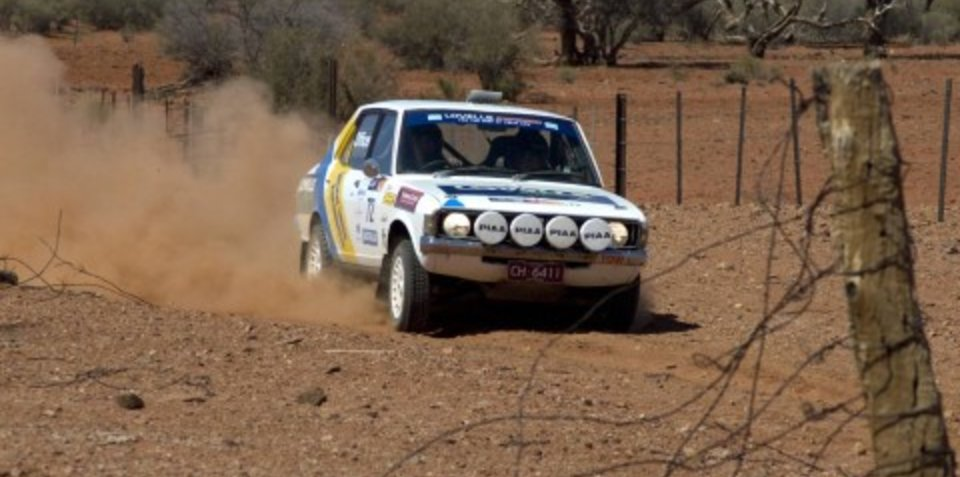 New Outback Trial to join Rally Australia