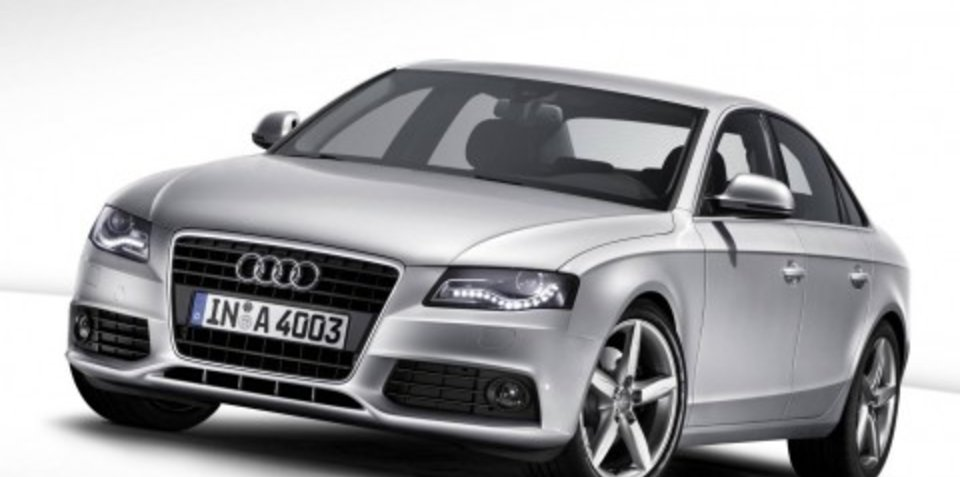 Audi Australia sales jump 30.2 percent