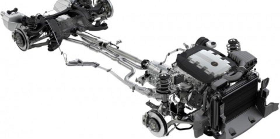 GM cancels Holden global RWD platform