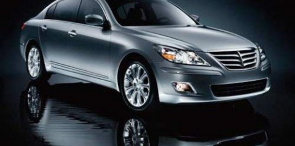 NAIAS - 2009 Hyundai Genesis: North American Car of the Year