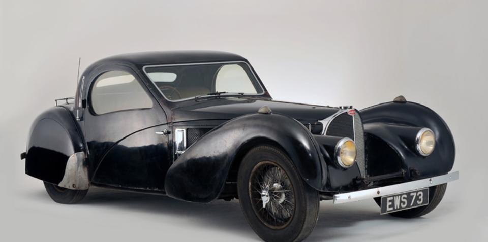 Rare Bugatti sells for AUD$6.6 million