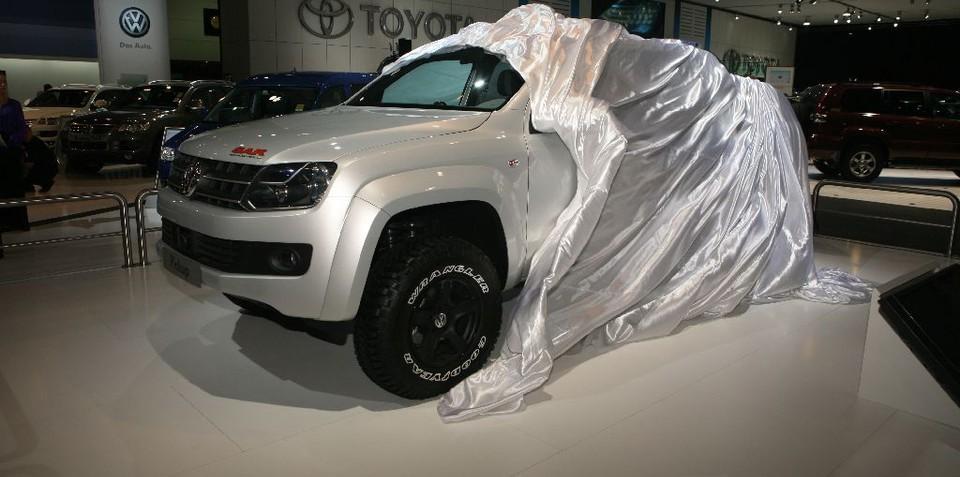 Volkswagen Pickup Concept at MIMS