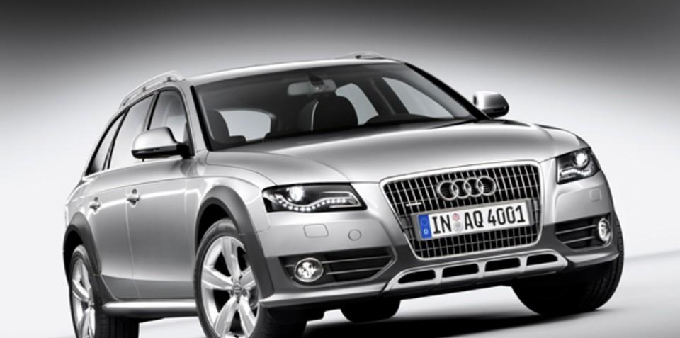 2009 Audi A4 Allroad preview