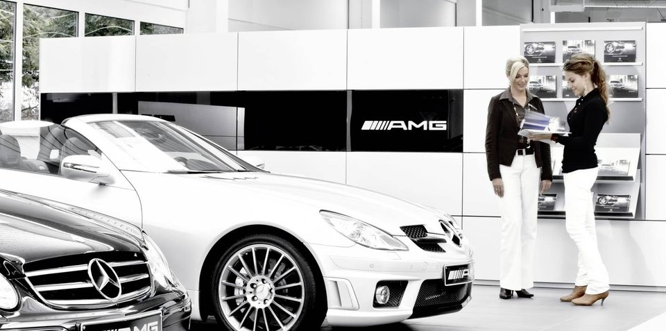 AMG sets record sales for 2008, stop-start by 2012