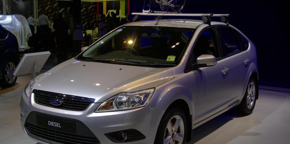 2009 Ford Focus at MIMS