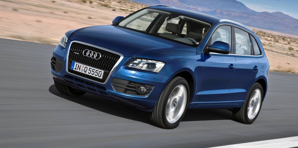 Audi Q5 gets standard 7-speed S-tronic