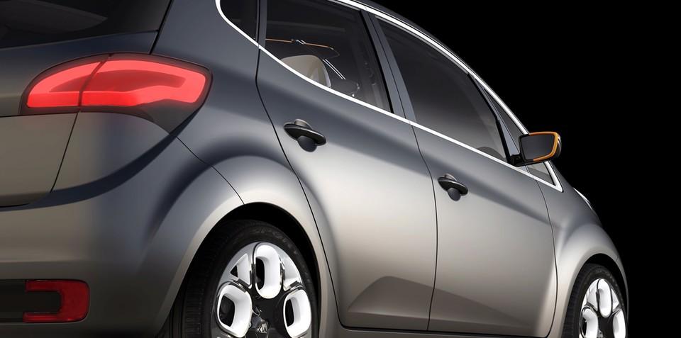 Kia mini MPV concept