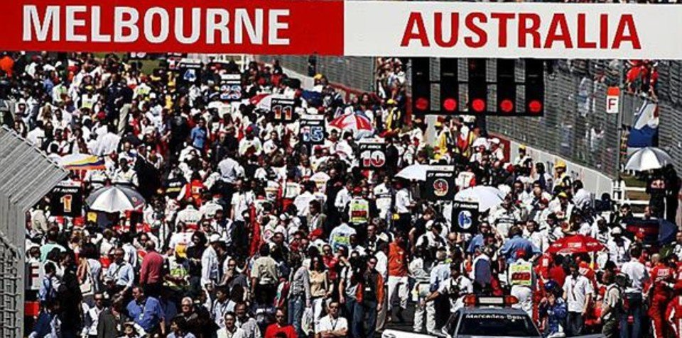 Tax payer funded F1 GP for Melbourne